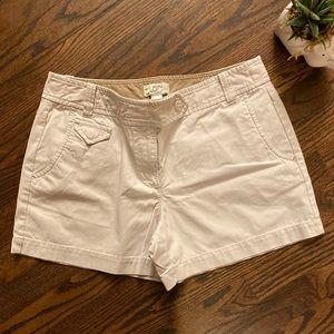 """👑 4 for $25 👑  Loft khaki shorts 3"""" inseam EUC"""